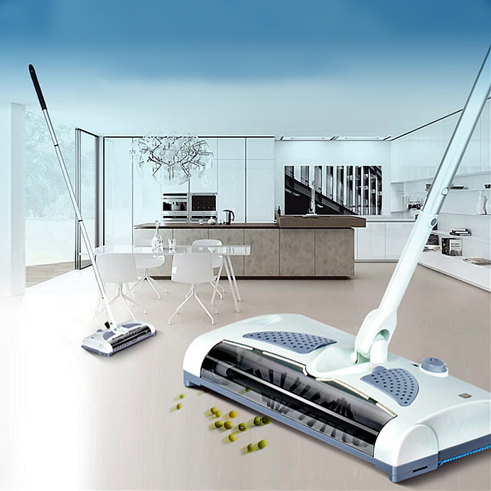 1. Electric broom safety considerations