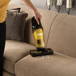 1.3 Eureka Quick-up Cordless 2-in-1 Stick Vacuum