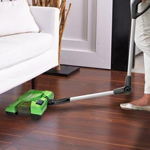 1.Shark 10 Rechargeable Floor and Carpet Sweeper